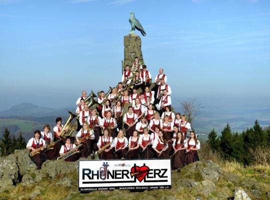 """Konzert der Blaskapelle """"Rhöner Herz"""""""